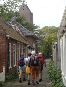 27-09-2006; Garnwerd. Pieterpad. (c) wim van der ende
