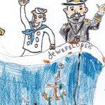 tekening Ruben van der Meer