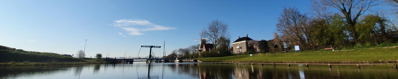 Garnwerd, iets boven Groningen